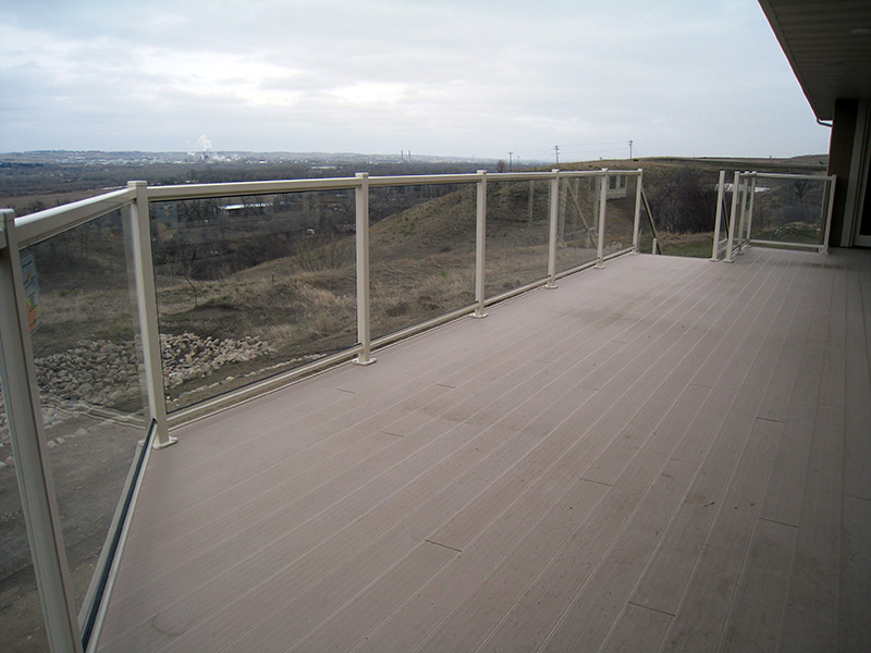 Glass railing systems haider specialties
